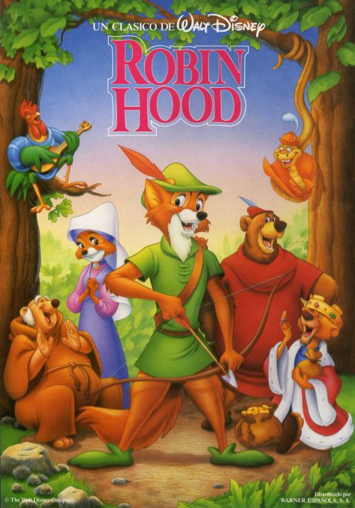 simple robin hood story for kids