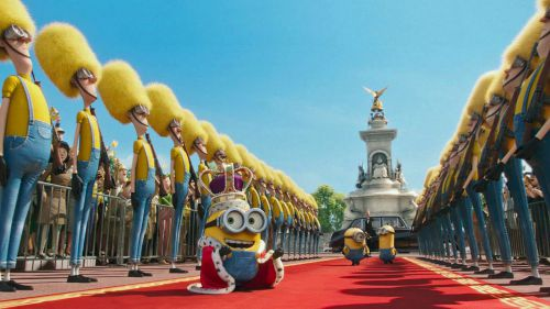 Minions Despicable Me (Part 3): Bob Becomes The King