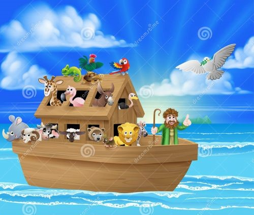 noah bible story for kids