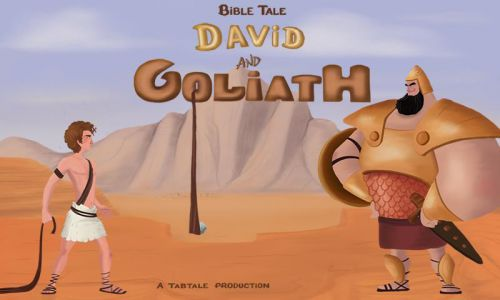 david and goliath story