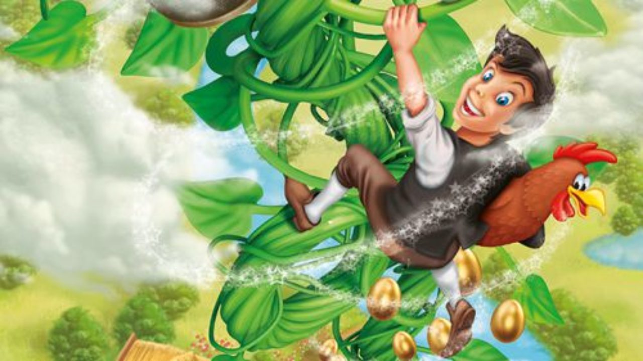 Aesops Fables: A Magic Beans Story