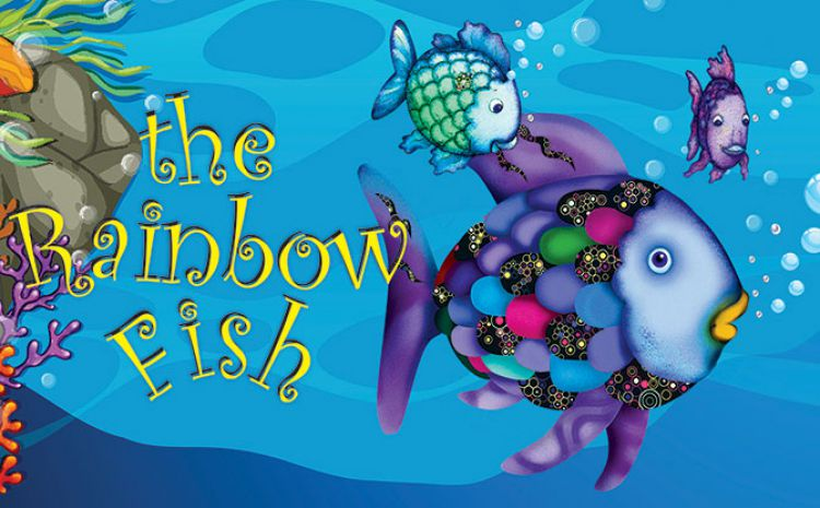 The Rainbow Fish Story - Short Stories For Kids