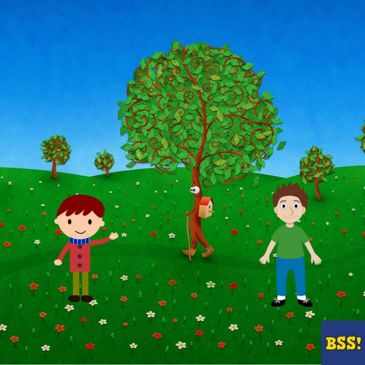 Two Boys And The Tree - Bedtimeshortstories