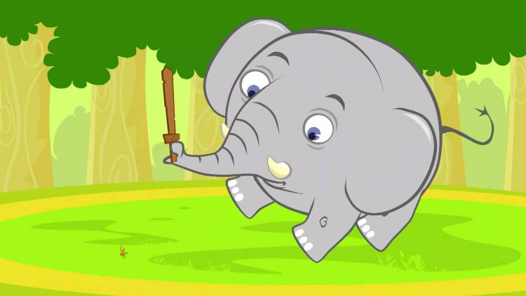 elephant and ant story