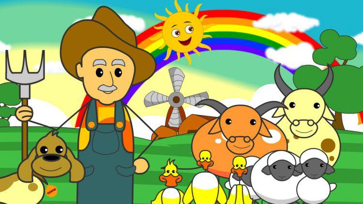 old mcdonalds farm song