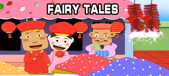 amazing fairy tales