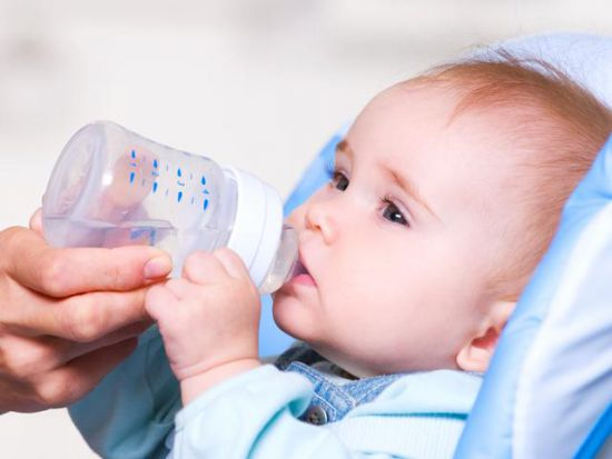 when can babies start drinking water